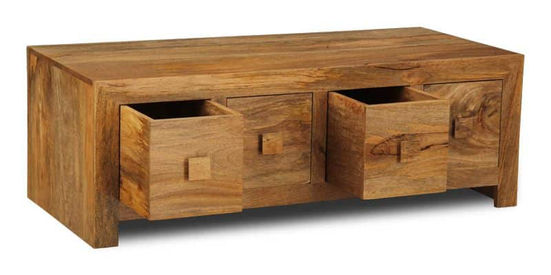 Dakota Light Trunk Coffee Table