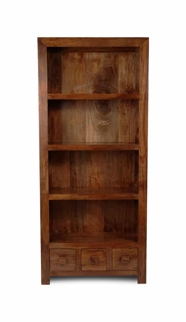 Dakota 3 Drawer Bookcase