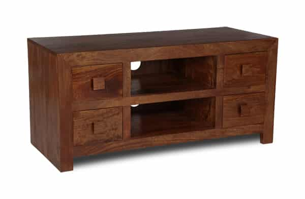 Dakota 4 Drawer Media Unit
