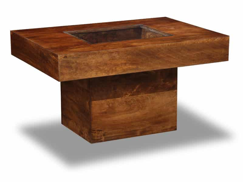 Dakota Small Pebble Coffee Table