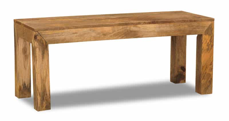 Light Dakota 110cm Bench