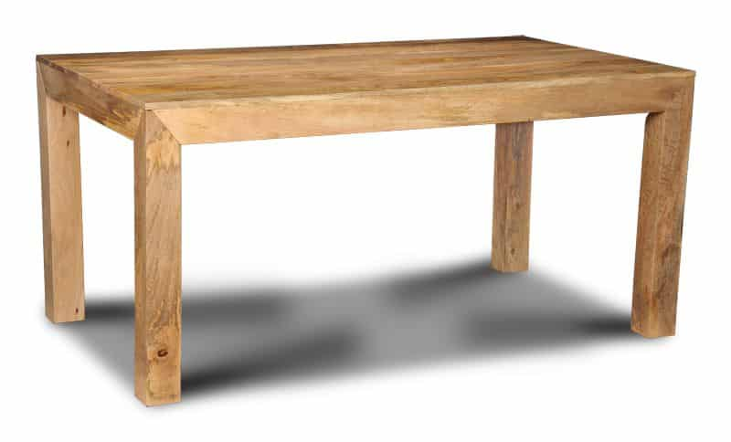 Light Dakota 160cm Dining Table