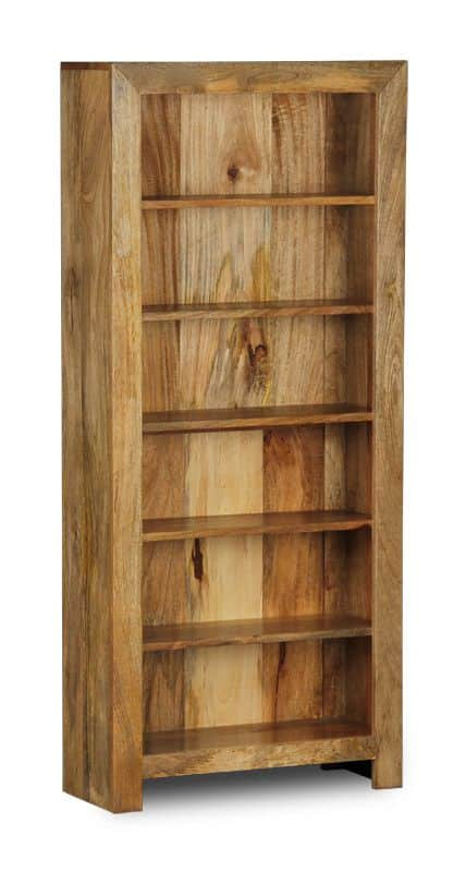 Light Dakota Large DVD Shelf