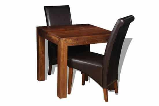 Small Table 2 Rollback Chairs